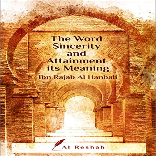 The Word Sincerity and Attainment Its Meanings audiobook cover art