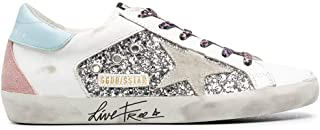 Golden Goose Luxury Fashion Donna GWF00104F00028480287 Bianco Pelle Sneakers | Ss21