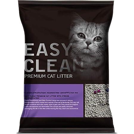 Emily Pets Fresh Scented Bentonite Cat Litter (Lavender), 10 L