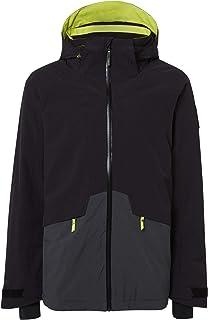 PM Quartzite Jacket-9010 Black out-XS, Chaqueta de Nieve para Hombre
