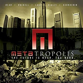 METAtropolis Free Story: 'In the Forests of the Night' audiobook cover art