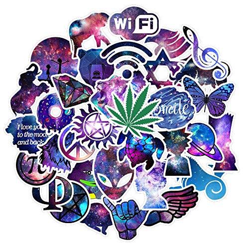 BLOUR Harajuku Starry Series Diamond WiFi Starry Maleta