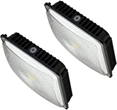 CYLED 120W LED Canopy Light Industrial Waterproof Explosion-Proof Outdoor High Bay Balcony Car Park Lane Gas Station Ceili...