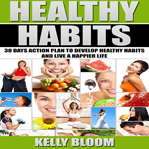Healthy Habits audiobook cover art