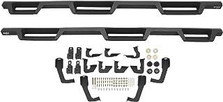 Westin 56-534575 Texture Black HDX Drop W2W Nerf Step Bars, 1 Pack