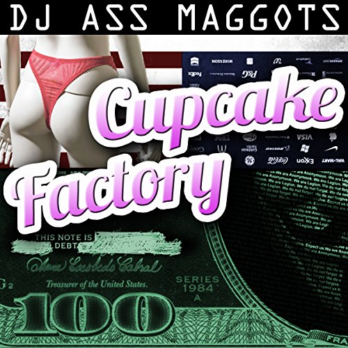 Cupcake Factory audiobook cover art