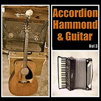Accordion, Hammond & Guitar, Vol. 3