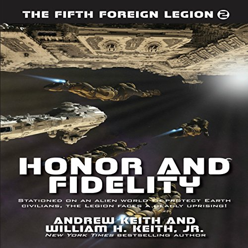 Honor and Fidelity  audiobook cover art