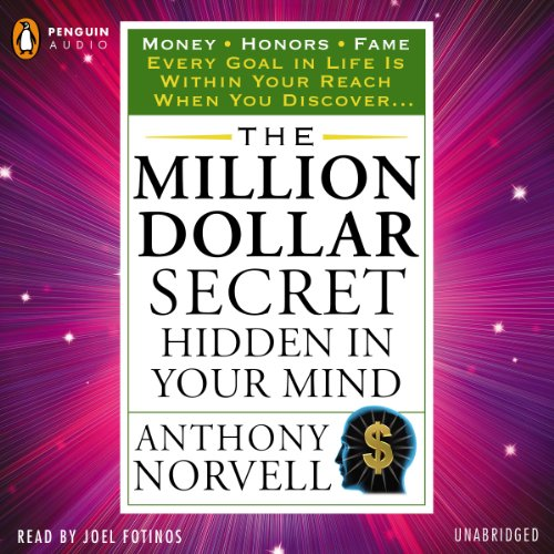 The Million Dollar Secret Hidden in Your Mind audiobook cover art