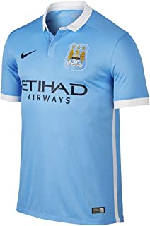 Nike Manchester City Men Jersey 2016 (Large, Home)