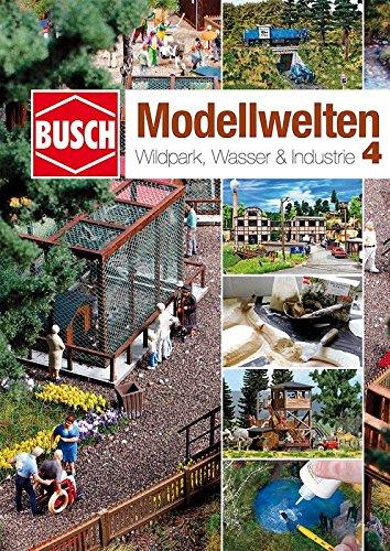 Busch 999814 - Bastelheft Modellwelten 4, Fahrzeug