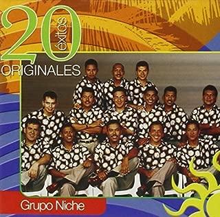 Originales: 20 Exitos by GRUPO NICHE (2005-05-17)