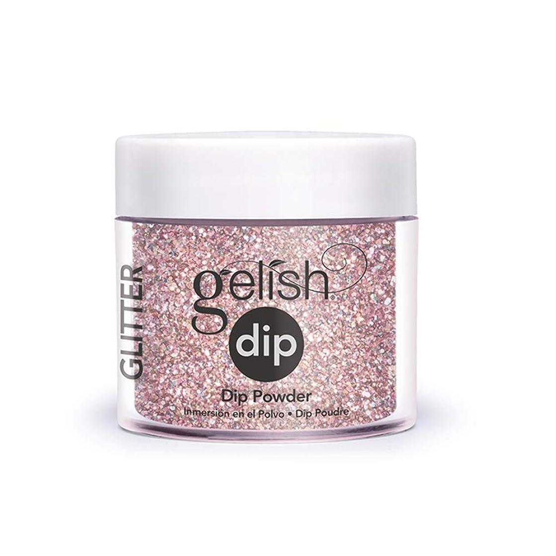 作詞家農学神経障害Harmony Gelish - Acrylic Dip Powder - Sweet 16 - 23g / 0.8oz