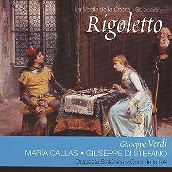 Rigoletto por Maria Callas (Giuseppe Verdi)