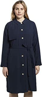 TOM TAILOR MY TRUE ME Trenchcoat Gabardina para Mujer