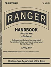 Ranger Handbook Pocket Size: United States Army Ranger Handbook - Not for the weak or fainthearted
