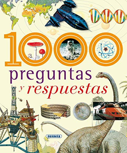 1000 Preguntas Y Respuestas (Grandes Libros)