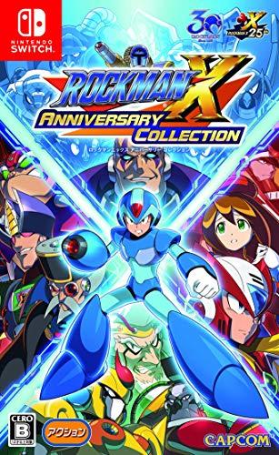 Mega Man X / Rockman X Anniversary Collecton Vol.1