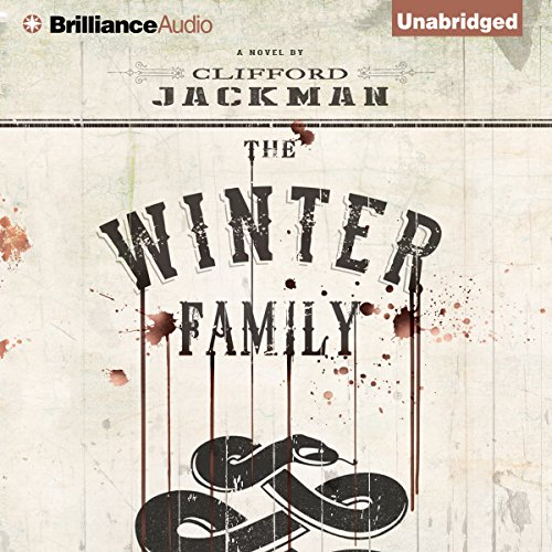 The Winter Family audiobook cover art