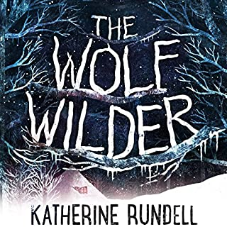 The Wolf Wilder cover art