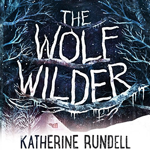 The Wolf Wilder audiobook cover art