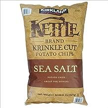 KIRKLAND カークランド ケトルブランド ポテトチップス シーソルト味 ポテチ 塩味 907g