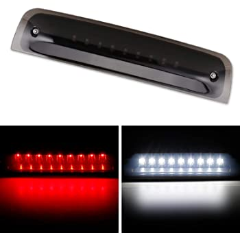 Amazon Com Vipmotoz Oled Neon Tube Tail Light Lamp For 2009 2018 Dodge Ram 1500 2500 3500 Factory Incandescent Model Rosso Red Lens Driver Passenger Side Automotive