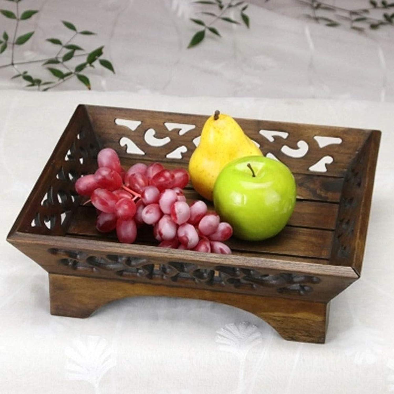 THOR-BEI Corbeilles à Fruits- Assiette de Fruits Salon Panier de Fruits Table Basse Assiette de Fruits séchés Ménage Bol de Fruits Bol de salades Exquis Durable