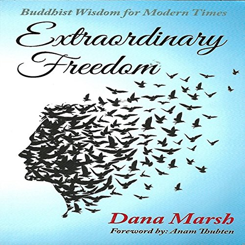 Extraordinary Freedom audiobook cover art