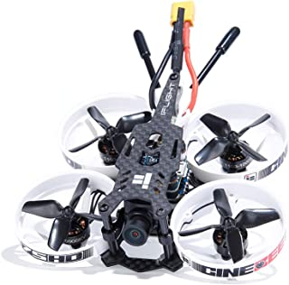 iFlight CineBee 75HD Split Nano HD Whoop 2-3S Brushless Micro Indoor Racing Drone Whoop 75mm BNF Micro Quadcopter with TBS Crossfire Nano RX Receiver