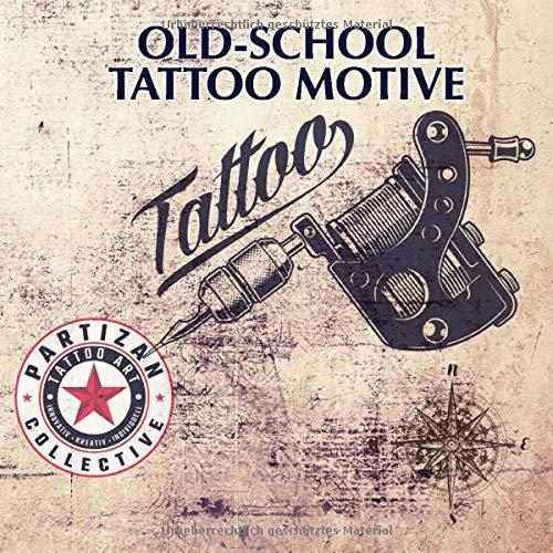 Partizan Collective Tattoo Old-School: Partizan Collective Tattoo Old-School