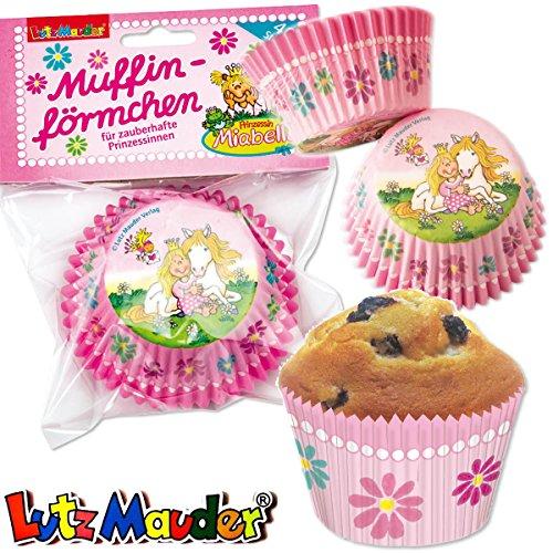 Lutz Mauder//11293 Lot de 40 caissettes à Muffins pour Anniversaire d'enfant