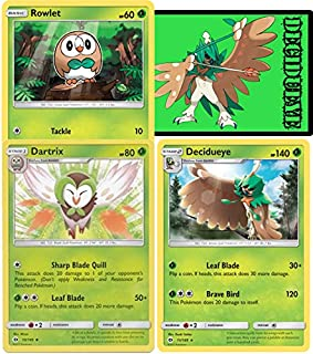 Best rowlet pokemon evolution Reviews