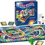 Ravensburger 26772 - Nilpferd in der Achterbahn - Gesellschaftsspiel für die ganze Familie, Spiel für Erwachsene und Kinder ab 10-99 Jahren, für 3-12 Spieler - Partyspiel