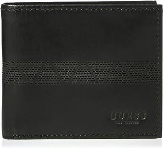 Guess Bifold Wallet For Men, Black - 31Gue22058,