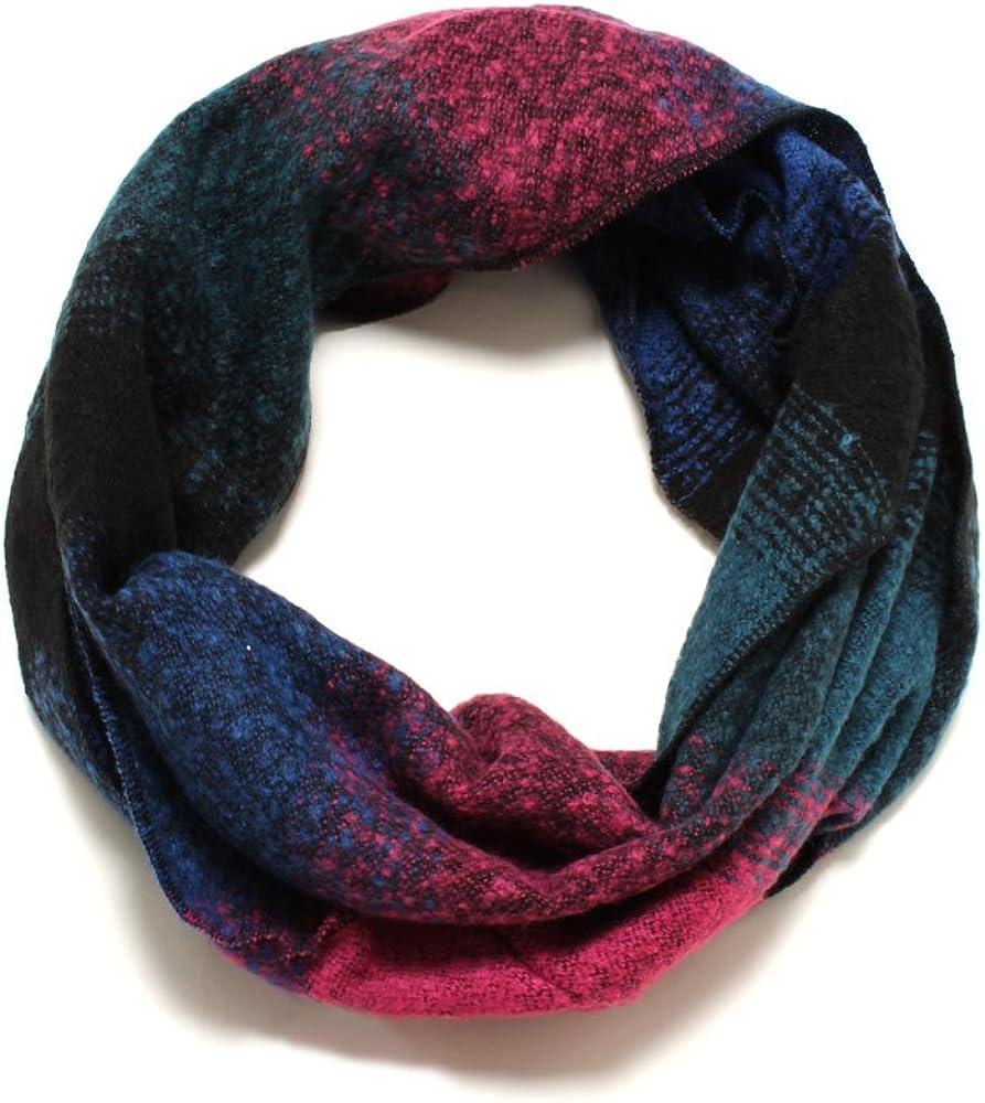 Women/'s Scarves One Size Multicolor