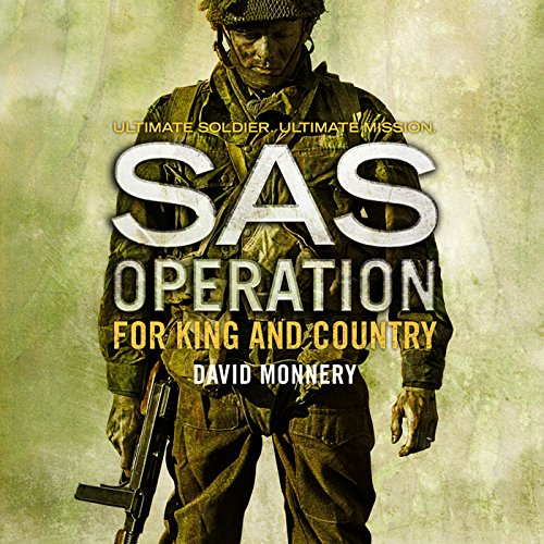For King and Country audiobook cover art