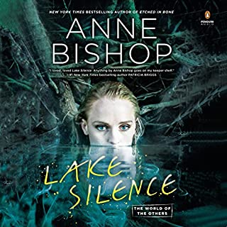 Lake Silence audiobook cover art
