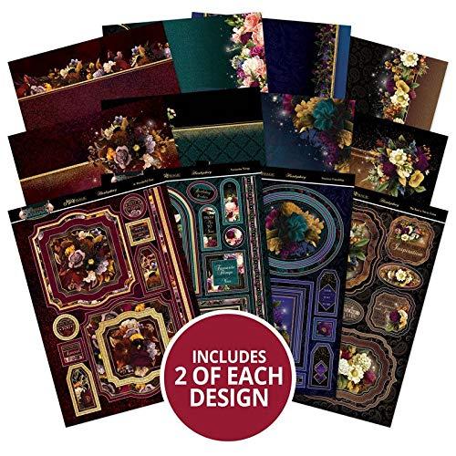 Hunkydory – Midnight Botanica – Mirri Magic Collection – MBOT101