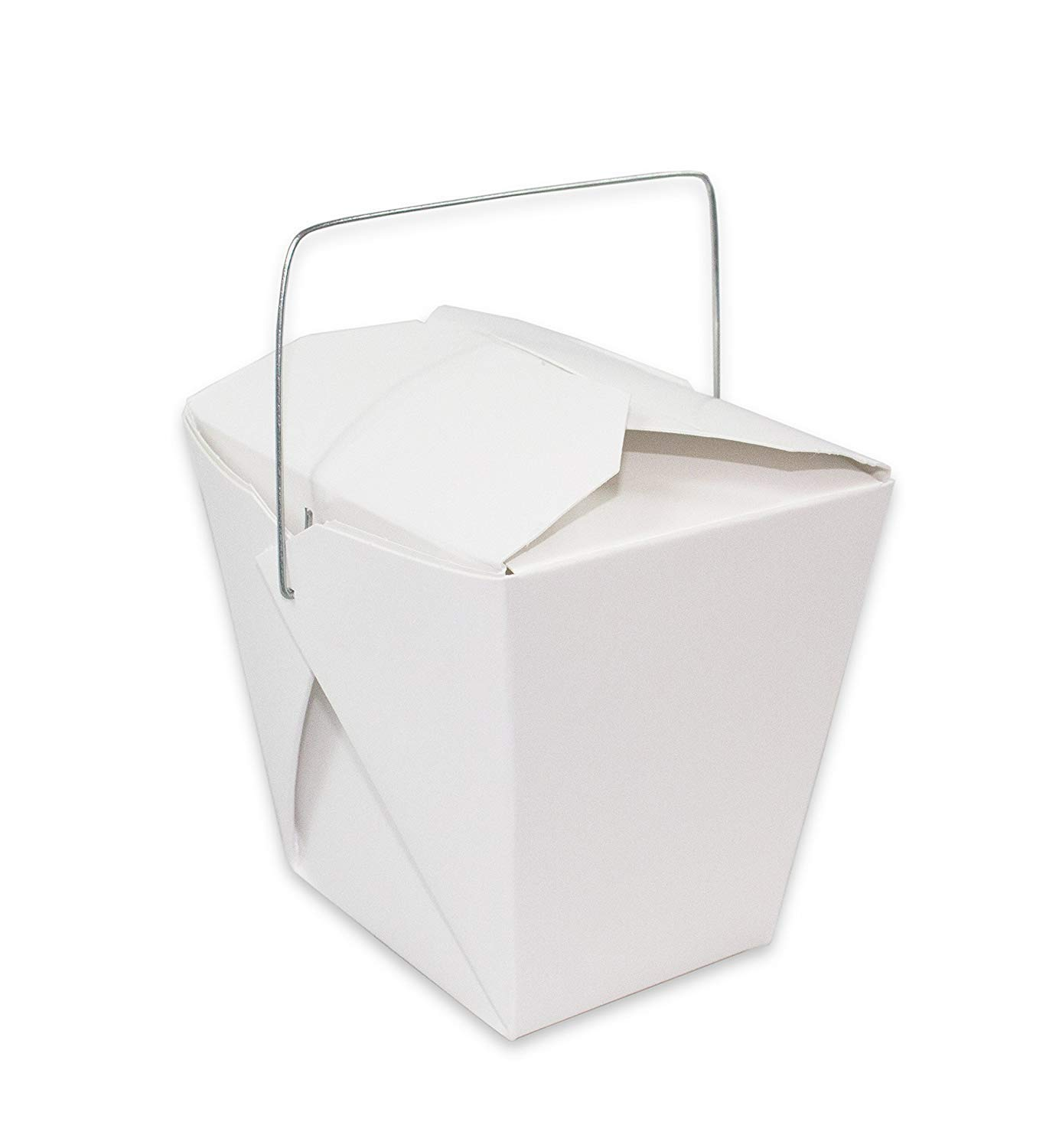 Royal 7 8oz Chinese Take Out Max 71% OFF trust Food Handle Metal W Wire Boxes with