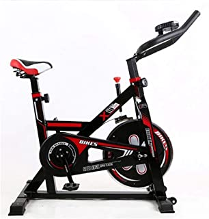 Spin Bike Exercise Bike Indoor Ultra Silent Belt Drive Cardio Workout Machine Upright Bike Home Gym 385 Lbs Max Weight