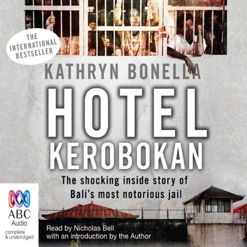 Hotel K (Kerobokan) audiobook cover art