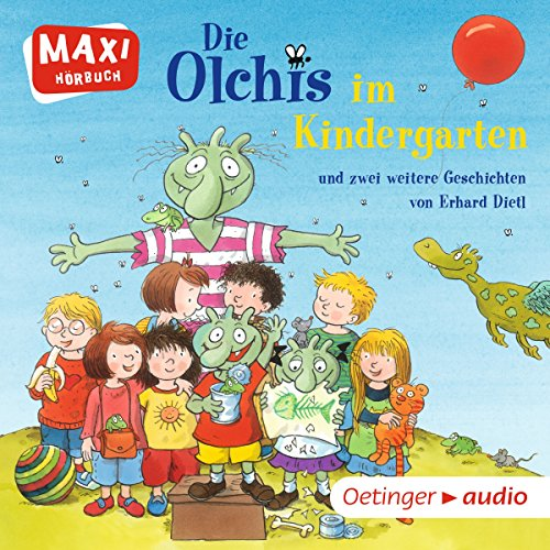 Die Olchis im Kindergarten Titelbild