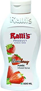 Ralli's Strawberry Fruit Puree