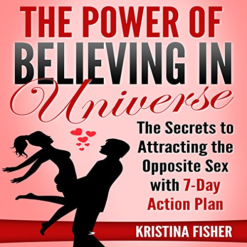 The Power of Believing in Universe audiobook cover art