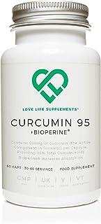 LLS Curcumina 95 + Bioperine® | Extracto