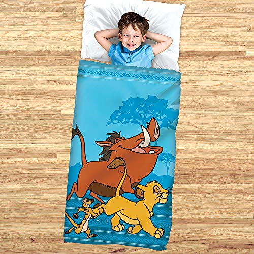 Disney The Lion King Slumber Bag and Cozy Cover