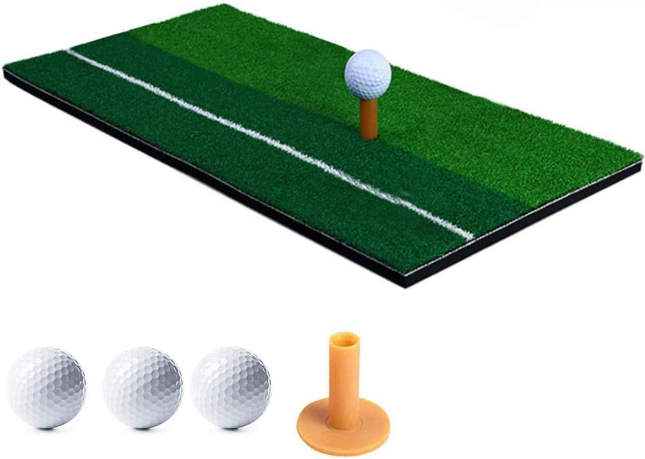 lootaan Golf Hitting Mat Portable Outlet sale feature Jacksonville Mall Pad for Practice Ou Grass