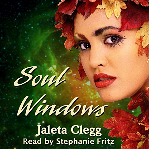 Soul Windows: A Collection of Science-Fiction and Fantasy Stories audiobook cover art