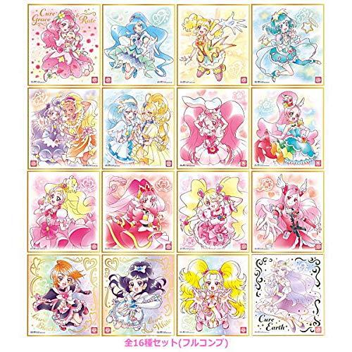 プリキュア 色紙ART2 【全16種セット(フルコンプ)】※BOX販売ではありません
